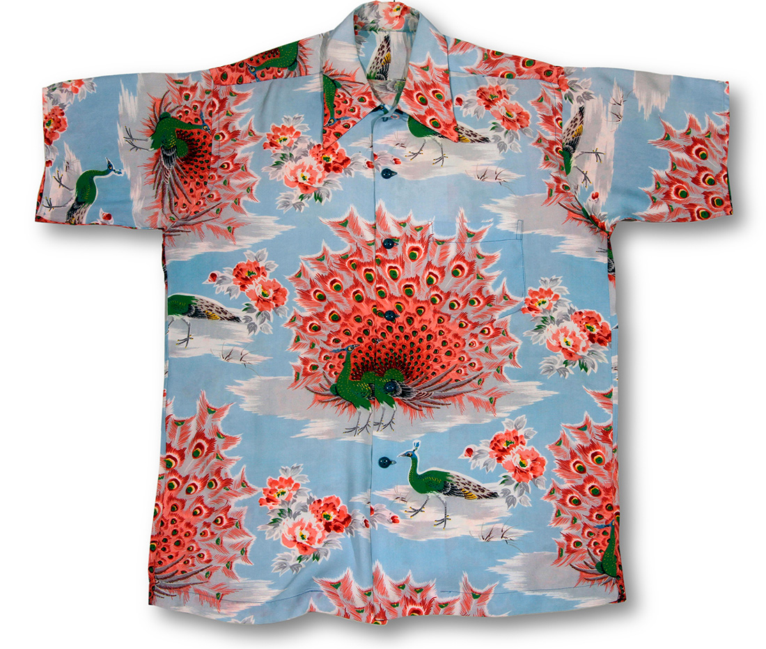 a6a8c4b96b5 Unknown Manufacturer 003 - Vintage Hawaiian Shirts Vintage Hawaiian ...
